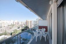 Apartamento en Calpe - Borumbot - 2 dormitorios vista piscina