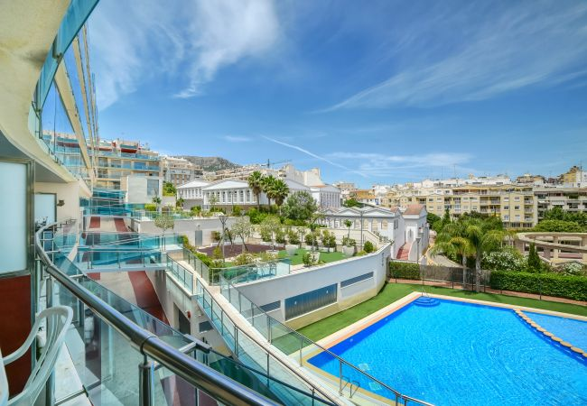 in Calpe - HOLIDAY APARTMENT IN CALPE 1 bedroom