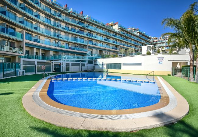 in Calpe - HOLIDAY APARTMENT IN CALPE 2-2-3-16